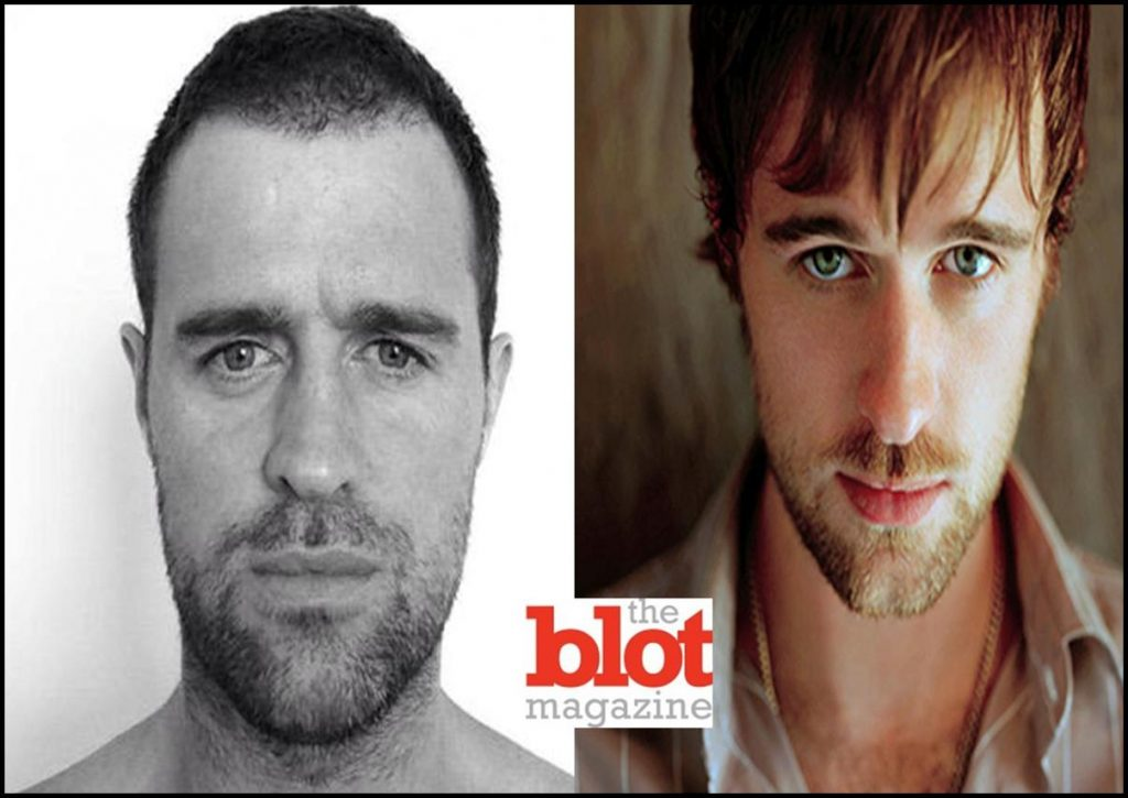 Stunning Actor Jonas Armstrong Does His Best Matthew McConaughey Impression