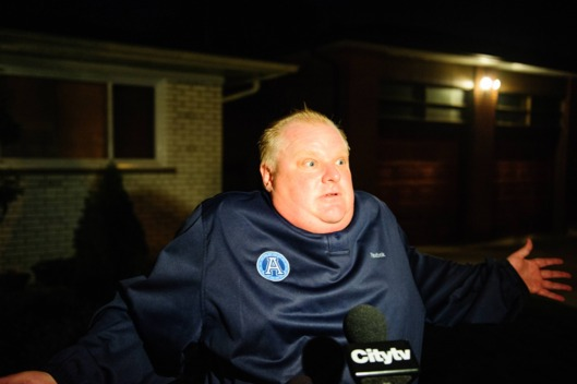 Toronto Crack Mayor Rob Ford Could Get Reelected