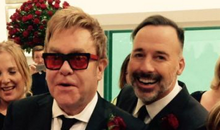 What Gays in England Had to Go Through so That Sir Elton John and David Furnish Can Marry