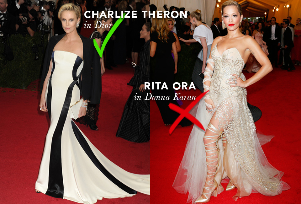 The Best & Worst Dressed at The Met Gala