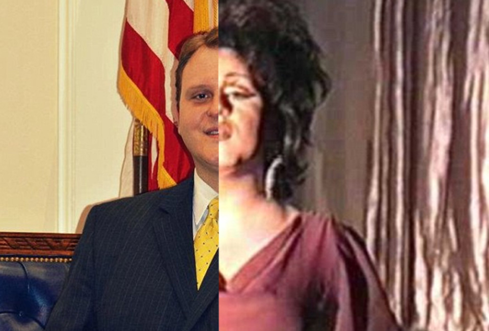 Anti-Gay Republican Candidate Was Once a Drag Queen