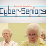 "Teens Teach ""Cyber-Seniors"" to Navigate the Internet"