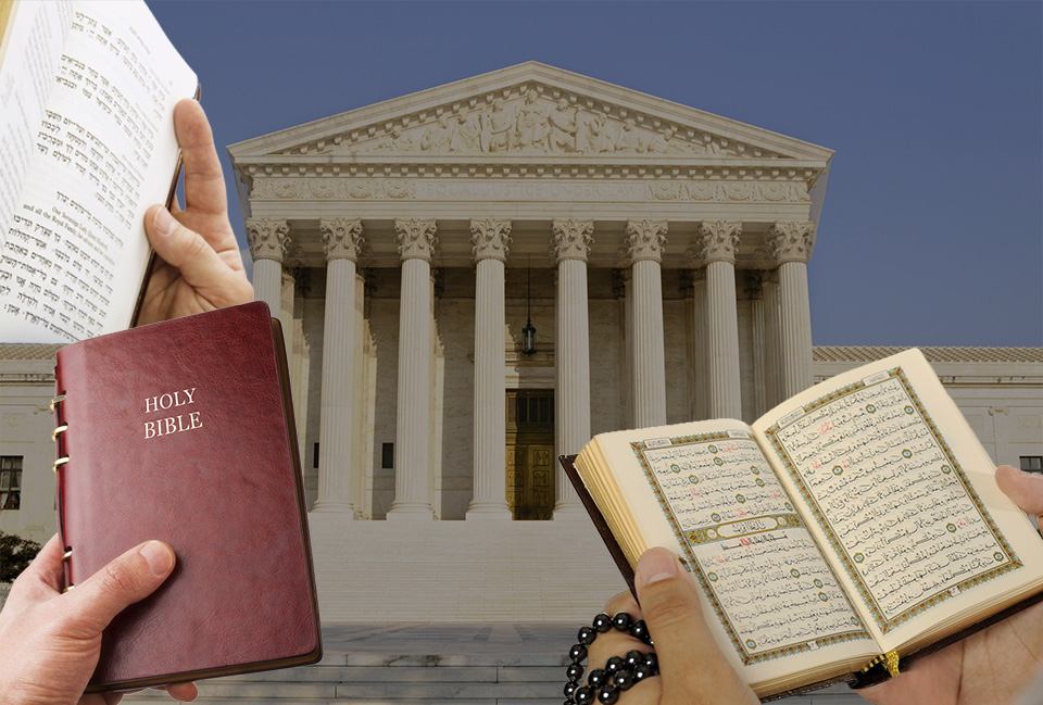 The US Supreme Court Says Prayer at Public Meetings are OK