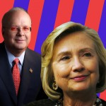 Karl Rove Denies His Lies About Hillary Clinton