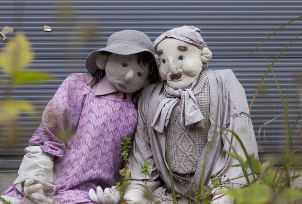 A small town in Japan is populated by creepy dolls