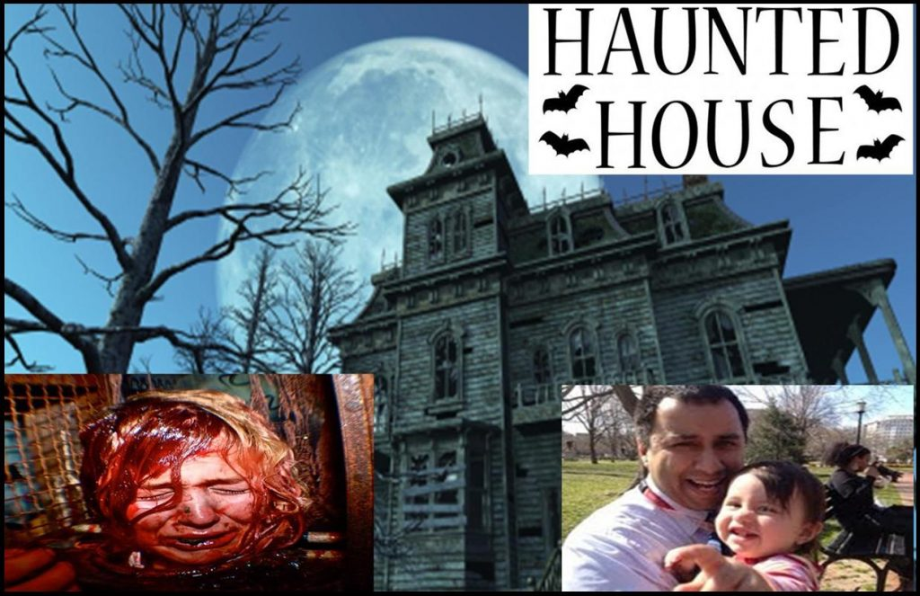 AAMER MADHANI, USA Today reporter, The 8 Most Haunted Homes in America