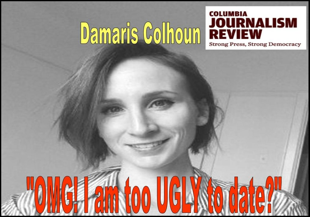 Damaris Colhoun Knows, Too Ugly to Date on Single on the 4th, 10 Ways to Pleasure Yourself