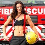 First Female Firefighter Heats Up FDNY Calendar