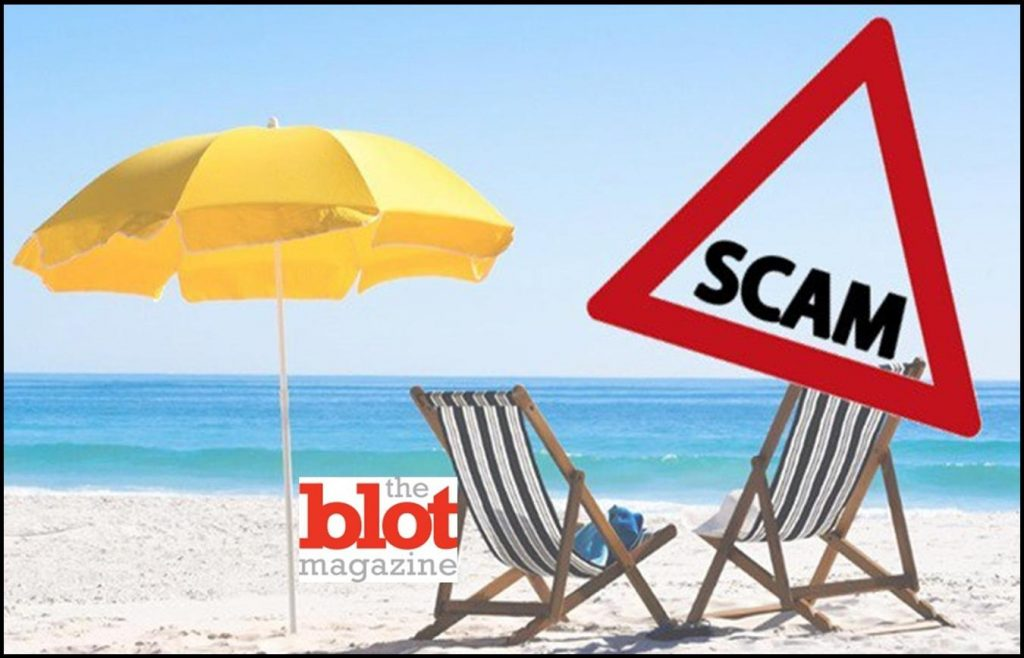 Five Signs You Will Fall Prey to A Vacation Fadeout, Trap