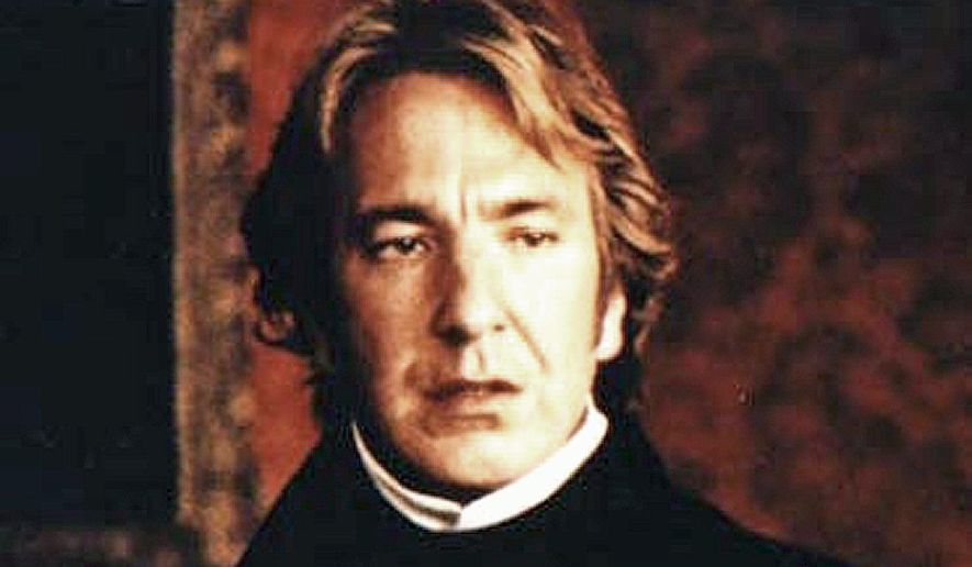 I Saw Shakespeare in the Park with Professor Snape