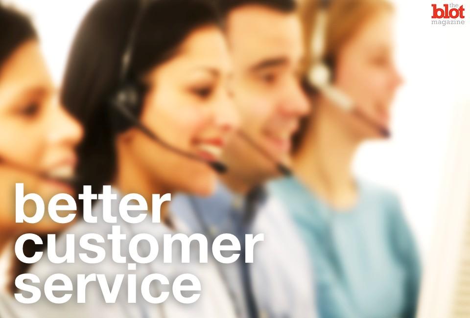 BENJAMIN WEY, Four Highly Effective Ways to Get Better Customer Service