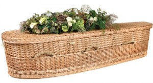 eco casket amazon