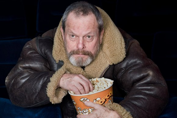 A CONVERSATION WITH THE MAGNIFICENT TERRY GILLIAM