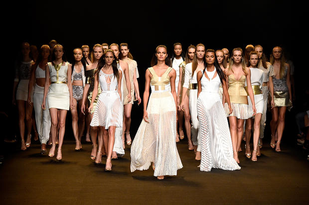 A Look Back at New York Fashion Week Spring 2015