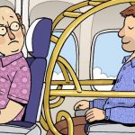 Airlines Need to Get Rid of Reclining Seats Because Adults Can't Handle the Responsibility