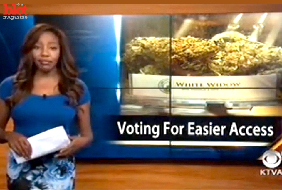 KTVA news reporter Charlo Greene and the quitting cuss heard 'round the world.