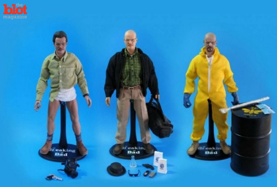 A Florida mom got 'Breaking Bad' action figures removed from Toys R Us. Here's why we think she's harming kids by not giving them access to the toys. (toysrus.com photo)