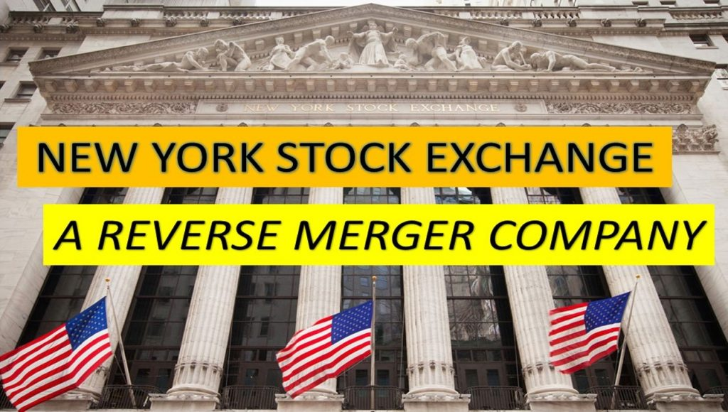 NEW YORK STOCK EXCHANGE, NYSE, REVERSE MERGER COMPANY, FRAUD SHORT SELLERS