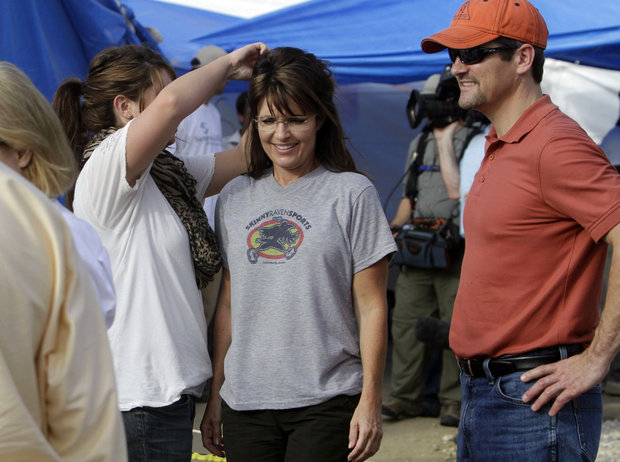 Our Favorite Excerpts from the Palin Family Brawl Police Report
