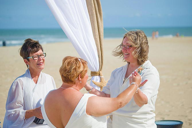 Real Marriage Equality Means Creating LGBTQ Wedding Traditions