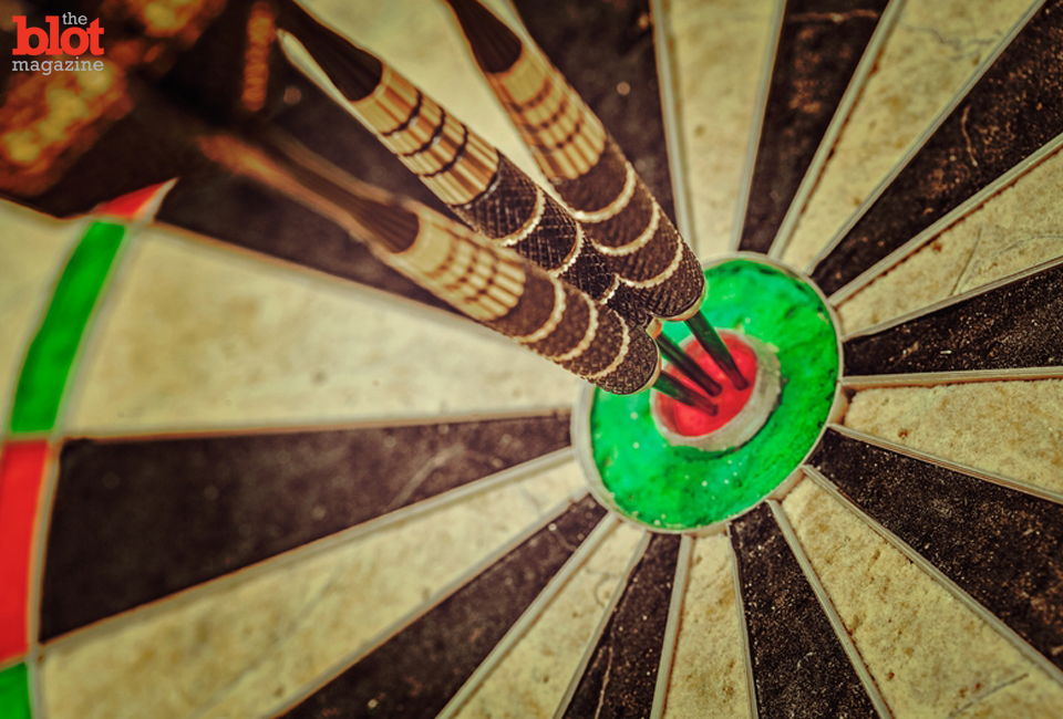 "Malcolm Gladwell says American football is a ""moral abomination,"" so may we suggest darts instead? The similarities between the two might surprise you."