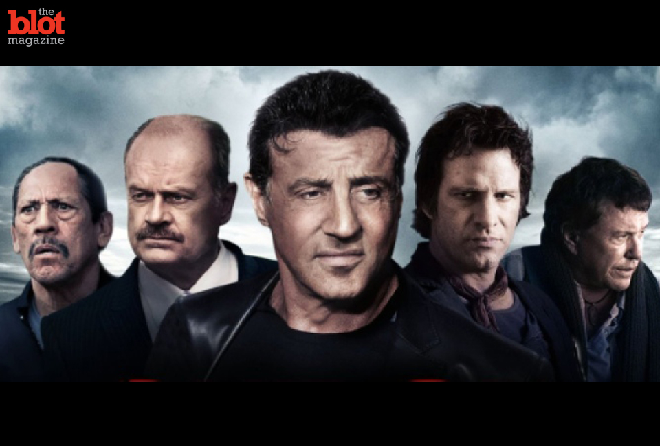"With an A-list cast — Tom Berenger, Sylvester Stallone, Lauren Cohan, Kyra Sedgwick and more — ""Reach Me"" could've been great, but it's muddled and cliched. (Millennium Entertainment image)"