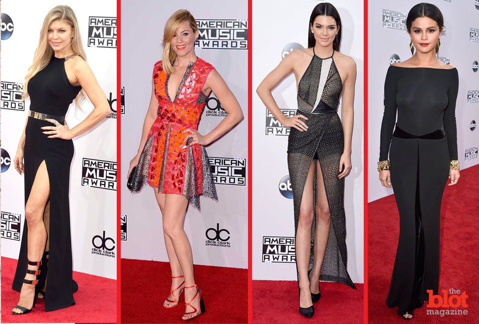 Gazelle Paulo shares his Top 5 best and worst dressed from this week's American Music Awards (AMAs). Which list will your favorite star be on?