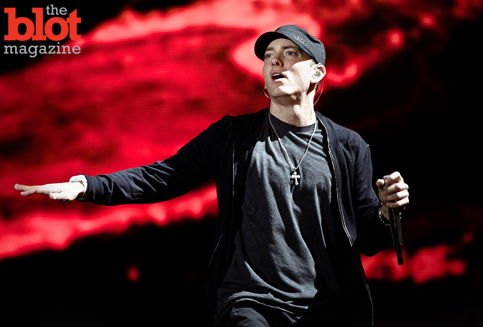 If you love Eminem and are looking for other outlandish and unique artists, we suggest these three up-and-comers. (© Chad Batka/Corbis)