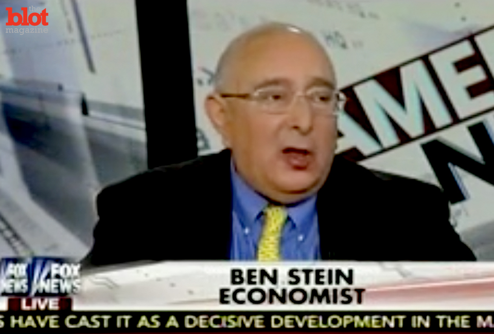 Forgetting that 12 American presidents owned slaves, pundit Ben Stein calls Obama the 'most racist' president this country's ever had Sunday on Fox News.