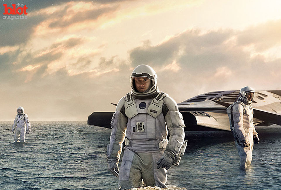 'Interstellar,' starring Matthew McConaughey is one of five movies you absolutely must see this month. (HollywoodReporter.com image)