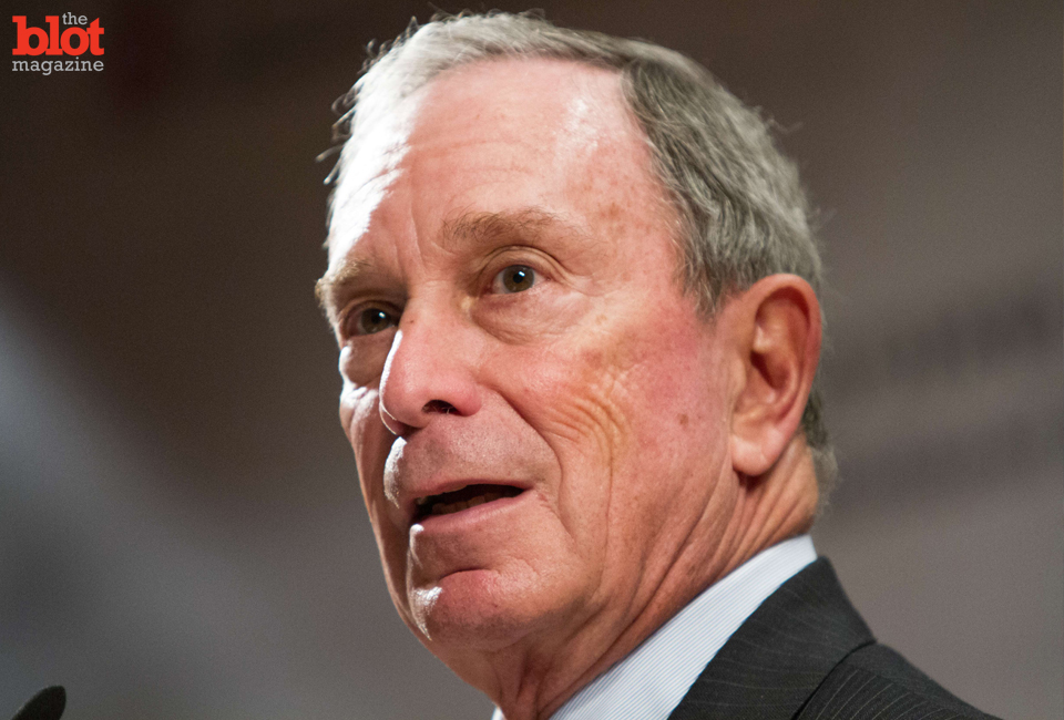 "A law firm representing former New York Mayor Michael Bloomberg has scrapped a plan to register hundreds of ""insulting"" web addresses ending in .nyc."