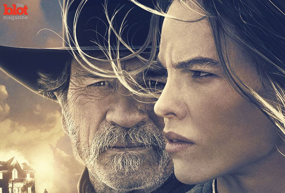 Tommy Lee Jones directs and stars in 'The Homesman,' a stunning film about four women traveling across the frontier. Hilary Swank shines as the female lead. (Roadside Attractions image)