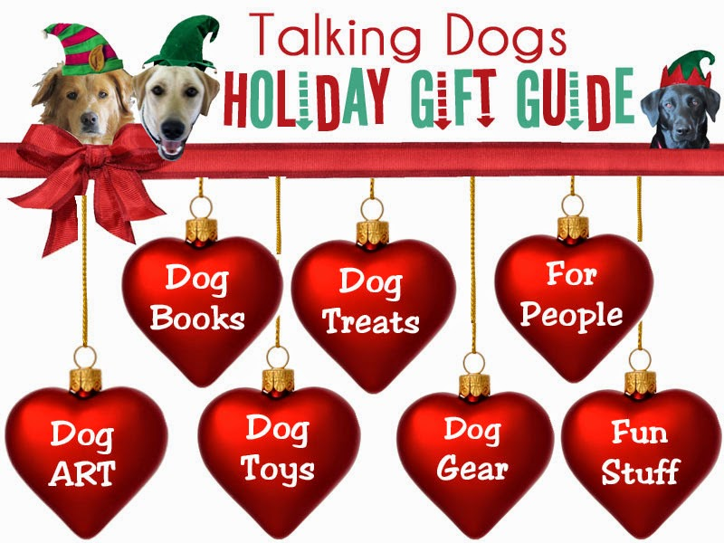 GIFT GUIDE 10 Unique Items for Dogs & Dog Lovers