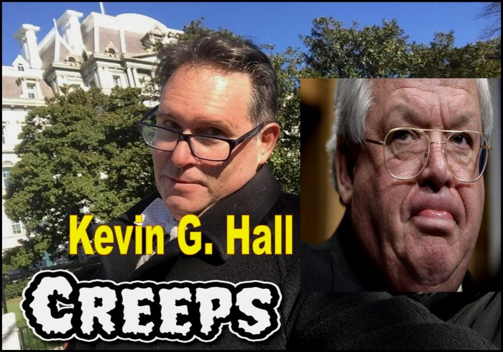 KEVIN G HALL, MCCLATCHY NEWSPAPERS REPORTER, IMPLICATED IN MULTIPLE FRAUDS
