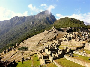 Machu Picchu (photo by Kirsten Koza)