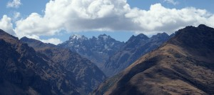 Andes, Peru (photo by Kirsten Koza)