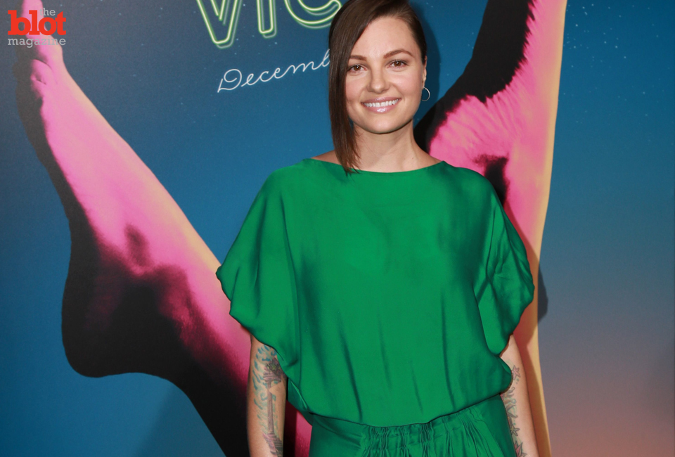 From bats in her butt to pregnancy porn, former porn star Belladonna, aka Michelle Sinclair, goes mainstream in Paul Thomas Anderson's 'Inherent Vice.' (© p.michele/Retna Ltd./Retna Ltd./Corbis photo)
