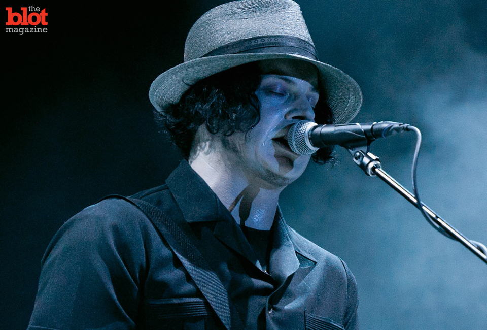 With 'Lazaretto,' Jack White breathed new life into the moribund genre, a welcome highlight of this year's music. (HuffingtonPost.com photo)
