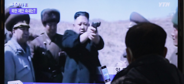 NORTH KOREA HACKS, CONQUERS HOLLYWOOD