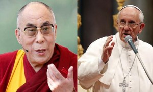 Pope Won't Meet Dalai Lama, Not Because of China...