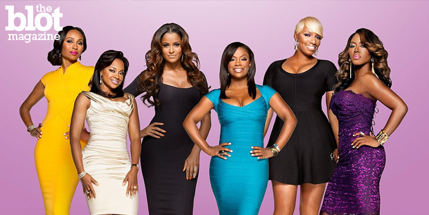 As season seven of Bravo's 'Real Housewives of Atlanta' winds down, we can't help but reflect on how the show has changed — for better, but mostly worse. (People.com photo)