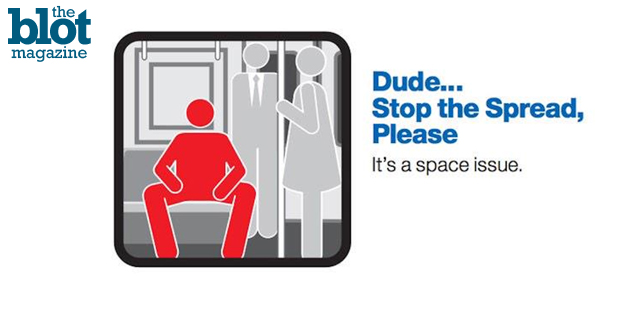 New York's MTA launched an etiquette campaign tackling manspreading and other subway horrors, but is it really the best use of the agency's time and money? (MTA photo)