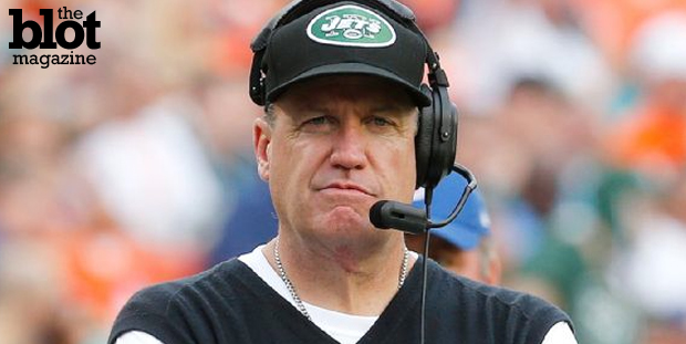 The New York Jets fired outspoken head coach Rex Ryan at the end of December after another less-than-stellar season. Is he headed to the Atlanta Falcons? (ESPN.go.com image)