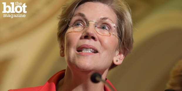 It's unclear if Sen. Elizabeth Warren (D-Mass.) will run for president in 2016, but here are five reasons why it might be a good idea if she did. (© MICHAEL REYNOLDS/epa/Corbis photo)