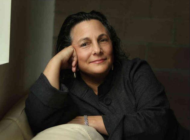 Director Roberta Grossman. (aboveandbeyondthemovie.com photo)