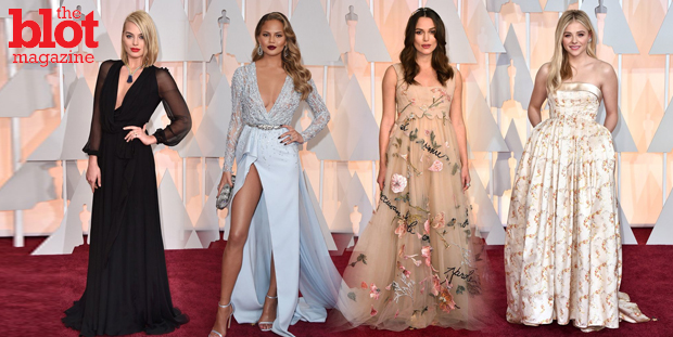 No runway compares to the red carpet at the Oscars, and Gazelle Paulo shares his winners — and losers — from the most glamorous night of the year.