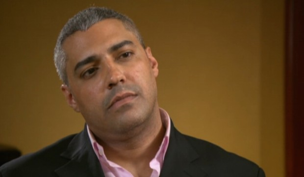 Al Jazeera journalist Mohamed Fahmy said his employer did little to free him from an Egyptian prison when he and two colleagues were charged with terrorism. (CBC News photo)