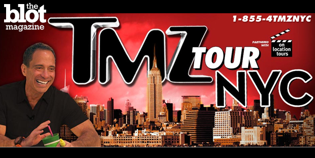 In this, the third and final part of his series about being a TMZ Tour guide in New York, Ricky Dunlop finds himself on the receiving end of fandom.