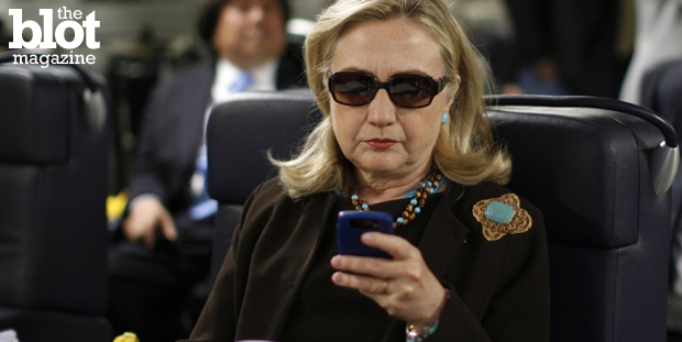 Hillary Clinton's State Department e-mail scandal proves what Benjamin Wey already knows, that mixing personal and work e-mails causes a lot of headaches. (politifact.com photo)