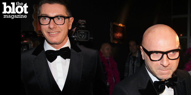 If Benjamin Wey was a shareholder in Dolce and Gabbana's fashion house, he'd want their resignations after their remarks about family and same-sex couples. (© Bruno Marzi/Splash News/Corbis photo)